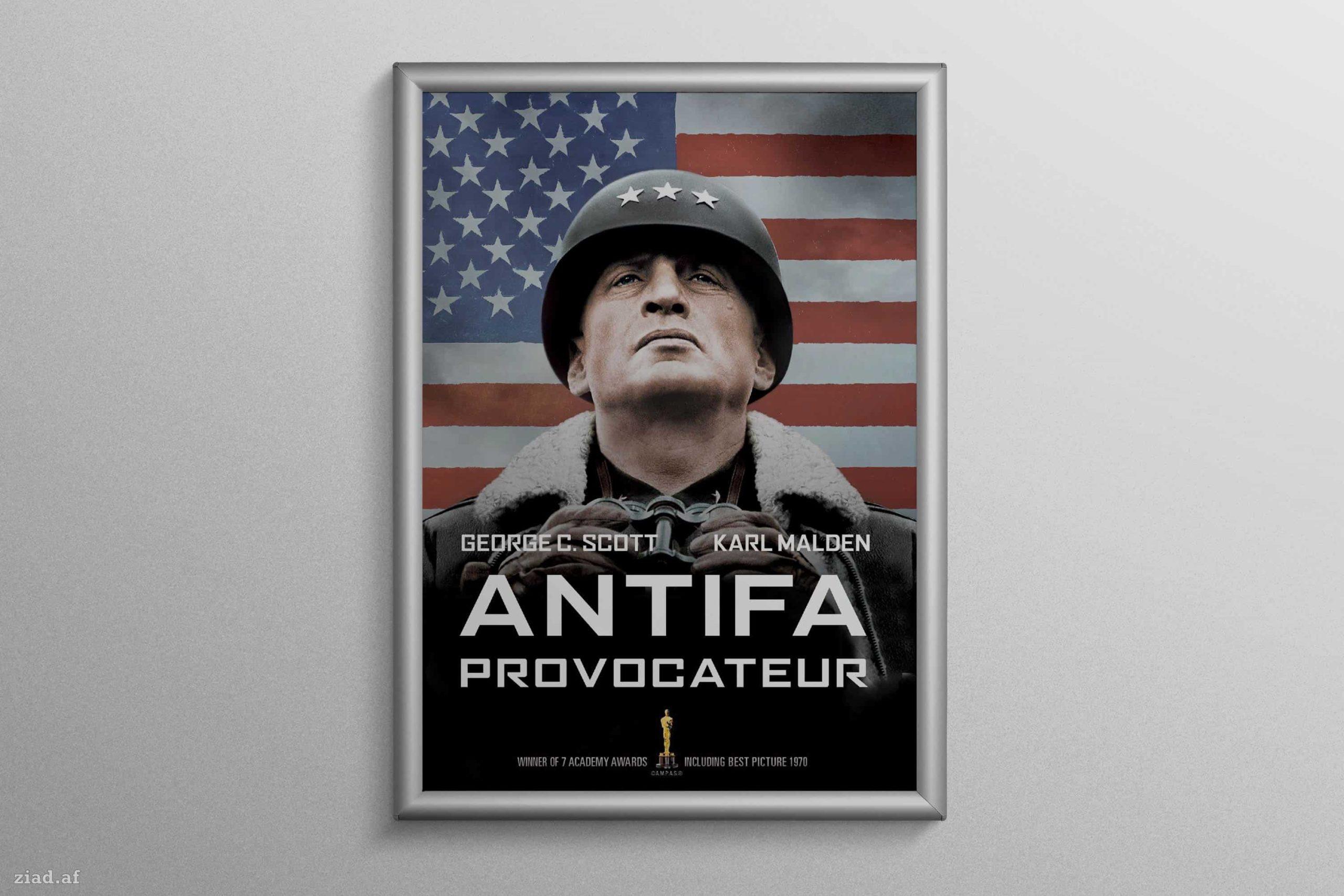 ANTIFA Provocateur
