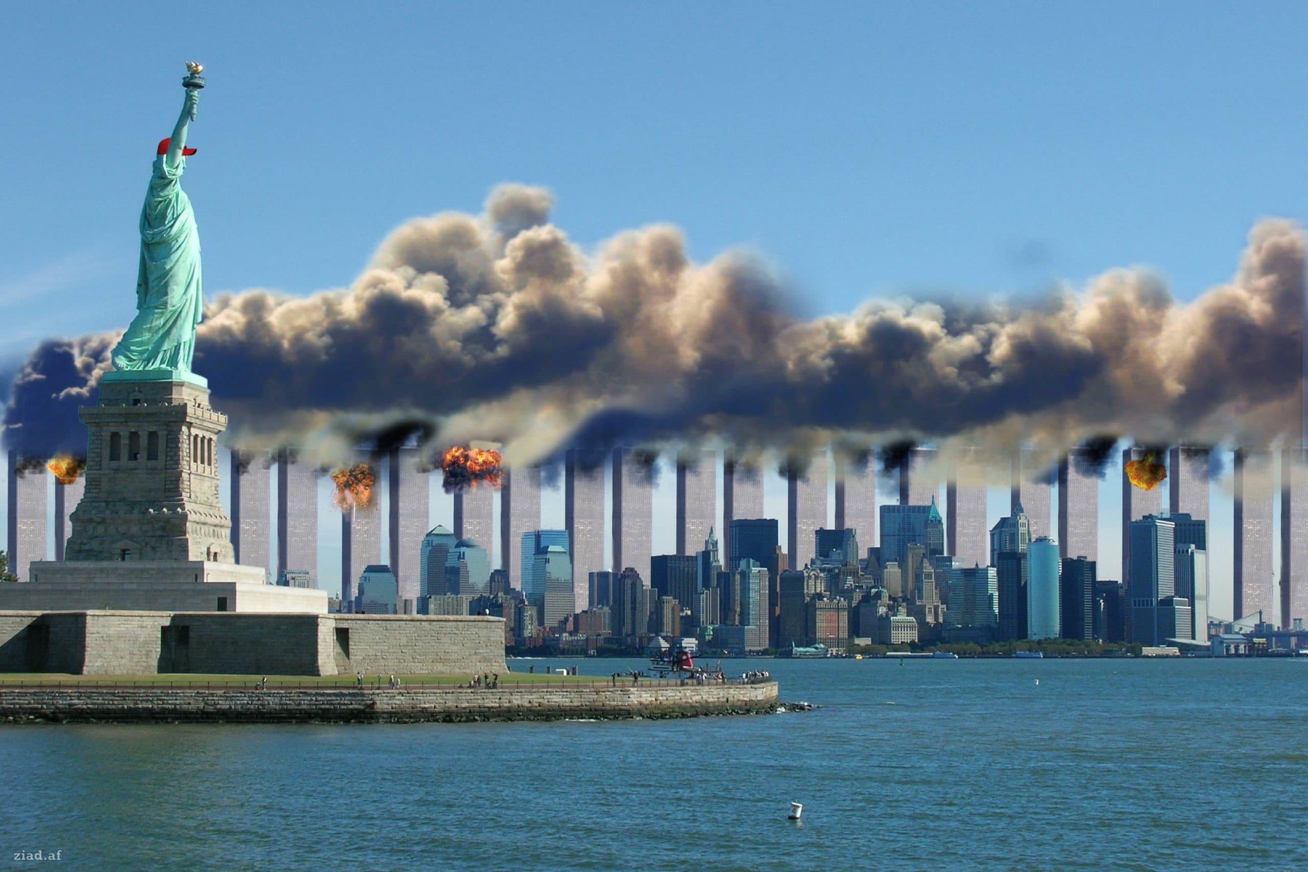 Twelve 9/11s